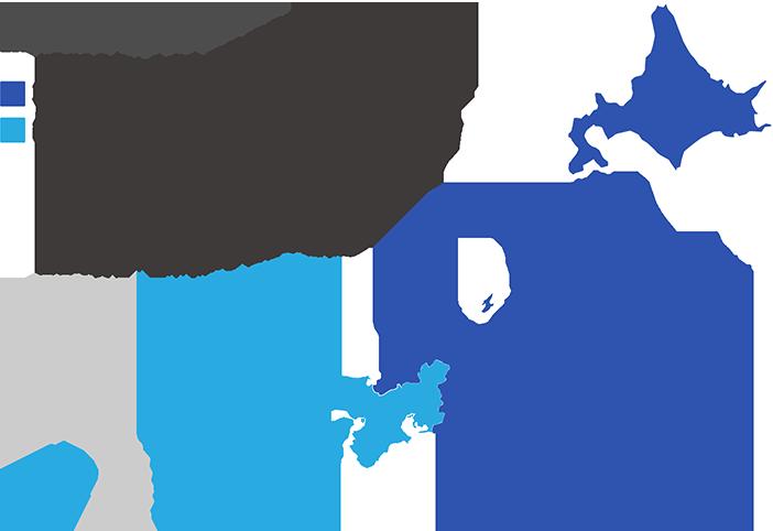 鹿島クレスの事業エリア